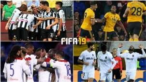 FIFA 19 carreer mode