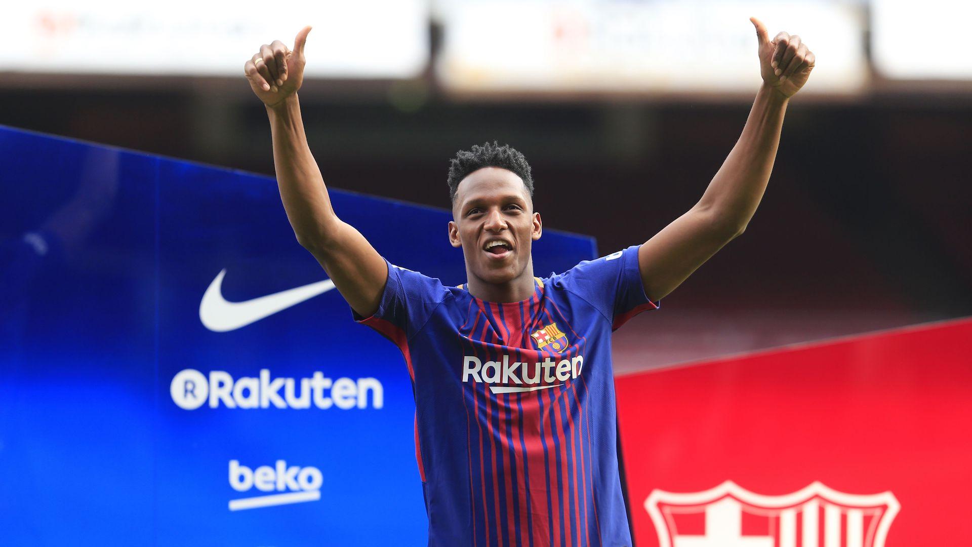 Barcellona: preso Yerry Mina dal Palmeiras, difensore goleador. Cifre e dettagli dell'accordo