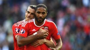 Ashley Williams Gareth Bale