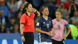 Scotland Argentina Women's World Cup
