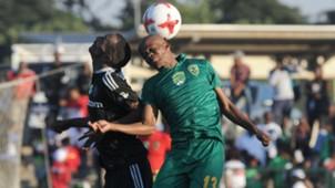 Orlando Pirates duo Thabo Rakhale and Nkosinathi Mthiyane