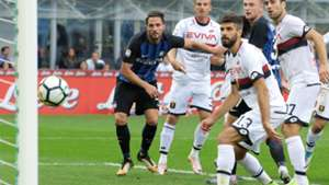 Danilo D'Ambrosio Inter Genoa