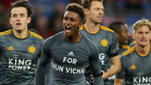 Demarai Gray Leicester City 2018-19