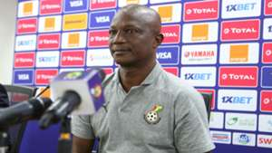James Kwesi Appiah coach of Ghana