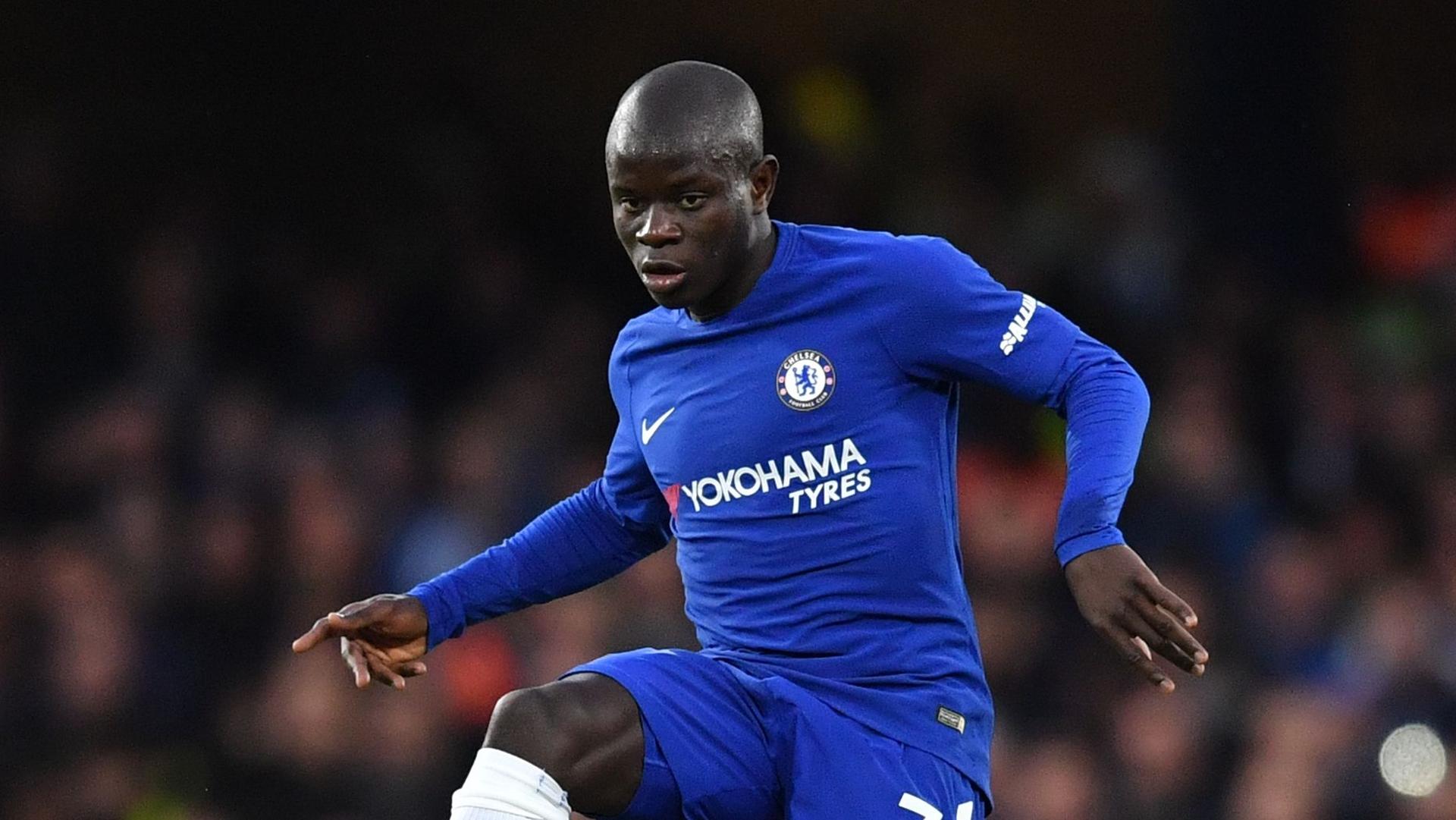 Absent à Manchester City après un malaise, N'Golo Kanté va mieux