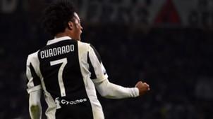 Juan Cuadrado Juventus Turin 31032018