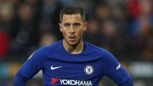 Eden Hazard Chelsea 2017-18