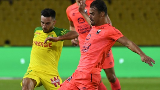 Adrien Thomasson Damien Da Silva Nantes Caen Ligue 1 16092017