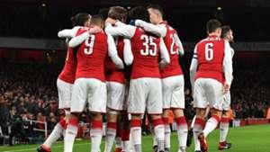 Arsenal, Carabao Cup