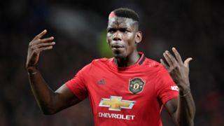 Paul Pogba Manchester United 2019