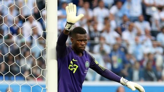 Nigeria v. Argentina - Uzoho