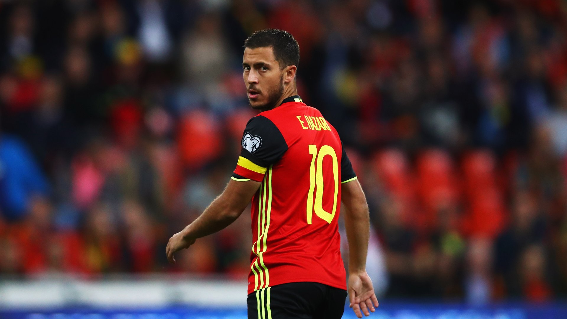 I will only return to France to play for Lille - Eden Hazard