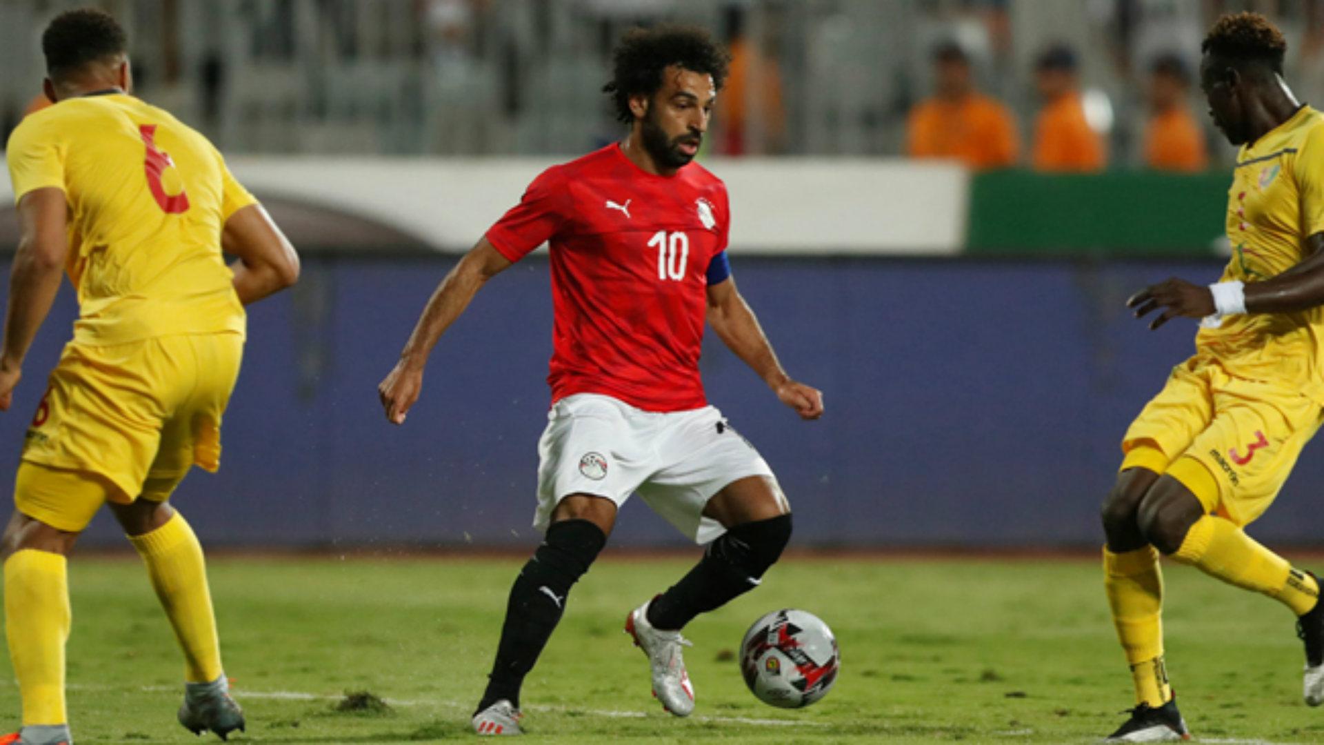Mohamed Salah inspires Egypt to 3-1 win over Guinea