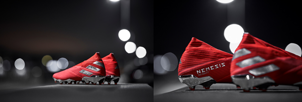a8f6ea8e3b6f adidas football brings next level agility to the pitch with the new NEMEZIZ  19 boot