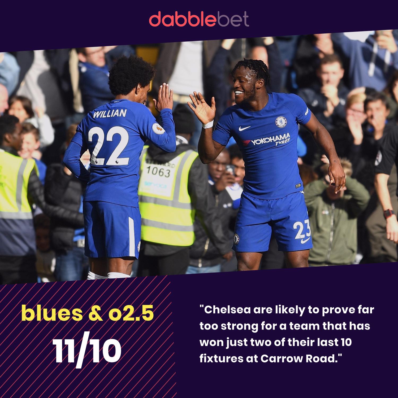 Norwich Chelsea graphic