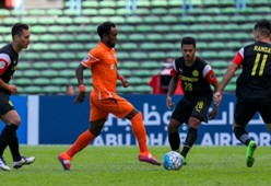 Zah Rahan Krangar, Felda United, Ceres-Negros FC, AFC Cup 04/04/2017