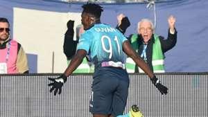 Duvan Zapata Atalanta Juventus Serie A
