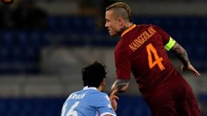 Radja Nainggolan Lazio Roma Coppa Italia