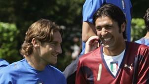 Buffon Totti