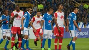 Millonarios vs Santa Fe Liga Águila 2017-I