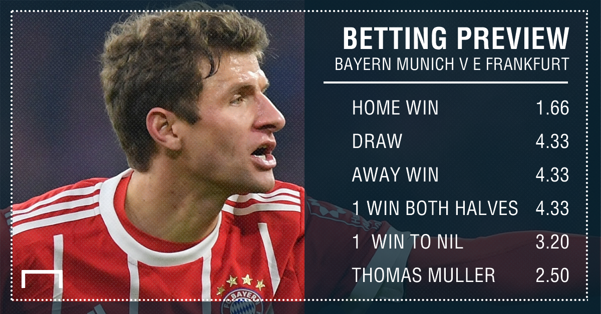 Bayern Munich Frankfurt PS
