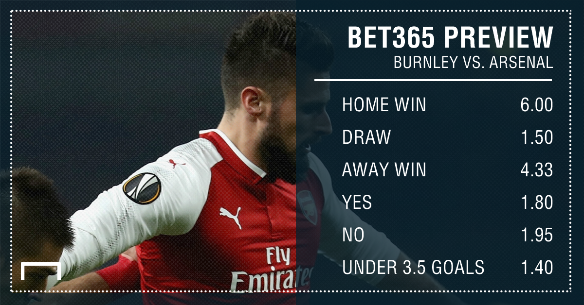 Burnley Arsenal PS