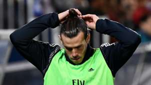 Gareth Bale, Real Madrid training