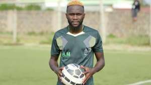 Victor Ndinya of Wazito FC.