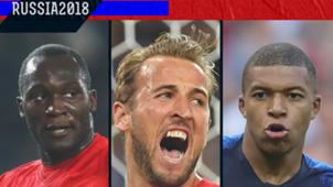 Daftar Topskor Piala Dunia 2018