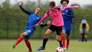 France Scotland Euro U17