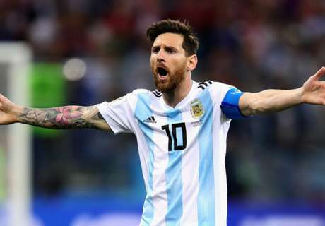 The miserable Messi stat that sums up Argentina's nightmare
