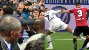 Neymar Mbappe PSG Rennes