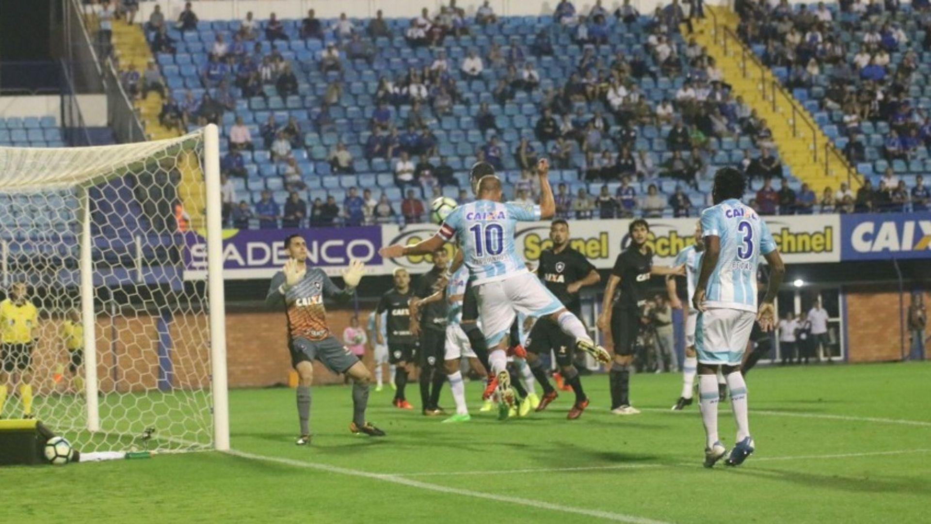 Avai Botafogo Brasileirao Serie A 18102017