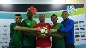 PS TNI Redouane Zerzouri, Anzite Franklin, Izmy Hatuwe, Pijai Samallo