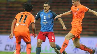 Gonzalo Cabrera, Johor Darul Ta'zim