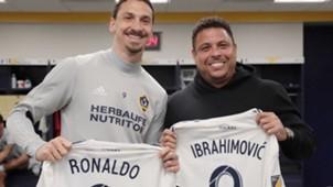 Ibrahimovic Ronaldo 24 04 2018