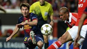 Lionel Messi Benfica
