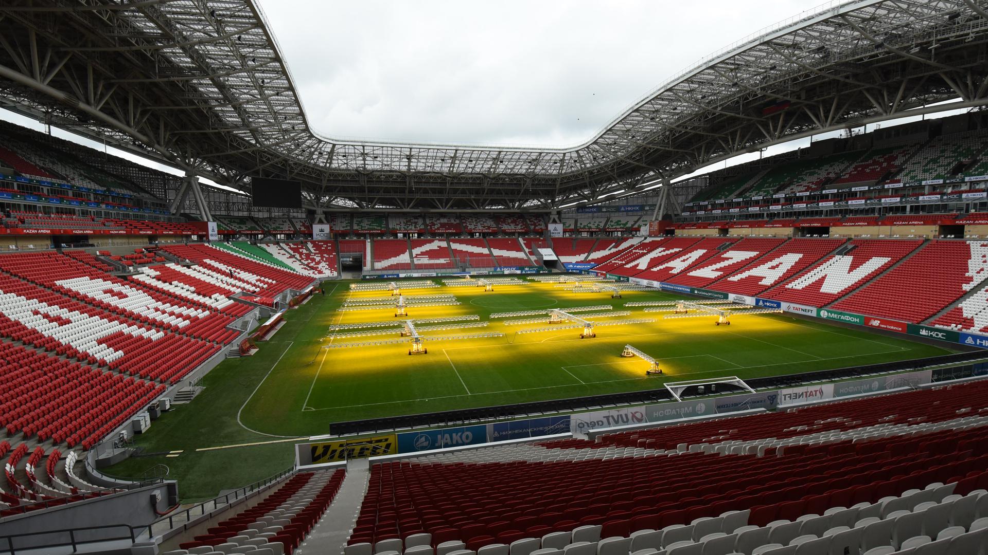 Kazan Arena Stade