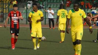 Plateau United vs. USM Alger - Elisha Golbe
