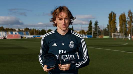 Luka Modric Real Madrid Goal 50
