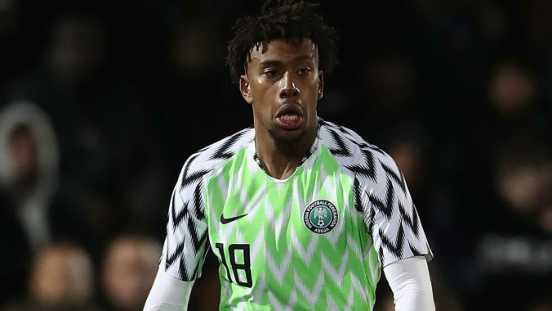 a195f455c6 Nigeria s 2018 World Cup squad predicted  Who will join Moses ...