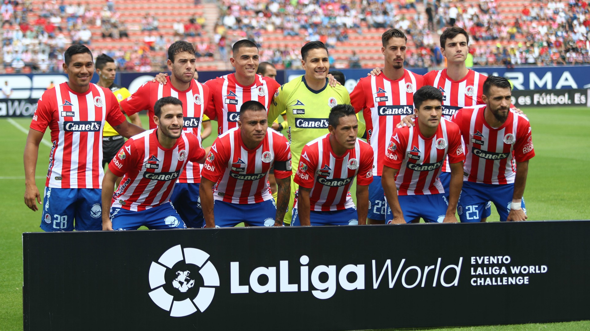 Atlético San Luis Apertura 2019