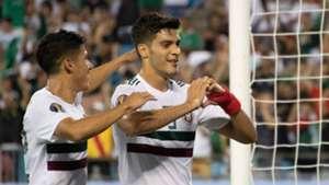 México Martinica Selección mexicana Raúl Jiménez