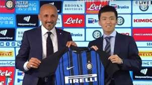Spalletti Zhang jr Inter