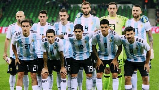 67faa23572 A Seleção Argentina ideal para a Copa do Mundo de 2018