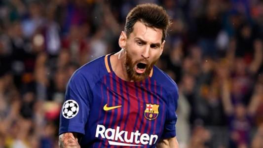 Lionel Messi Barcelona 2017