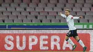 Alejandro Gomez Napoli Atalanta Coppa Italia