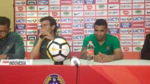 Luis Milla & Alberto Goncalves - Indonesia