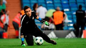 Raúl Gudiño APOEL Champions League 13092017