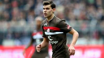 Justin Hoogma FC St. Pauli 02232019
